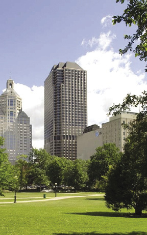 City Place 1 in Hartford, CT