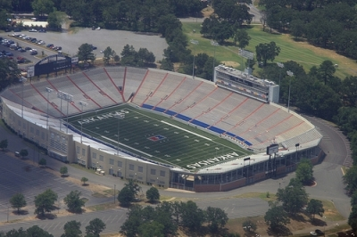 Little Rock's War Memorial Stadium
