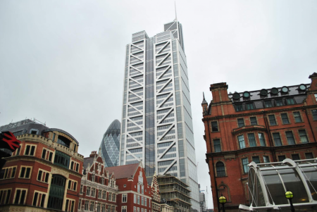 Heron Tower will play host to the final of the UK Tower Running Championship Series