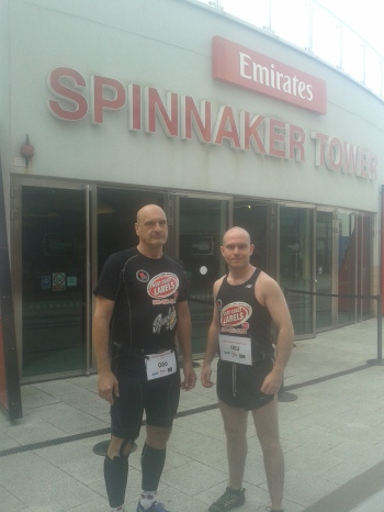 USA meets UK: West Coast Labels runners Zivadin Zivkovic and Patrick Gallagher