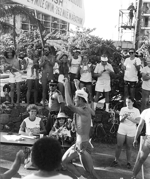 1983 JOHN HOWARD WINS KONA 81