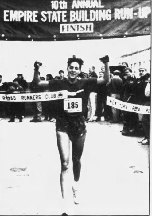 1987 Wendle finishing line
