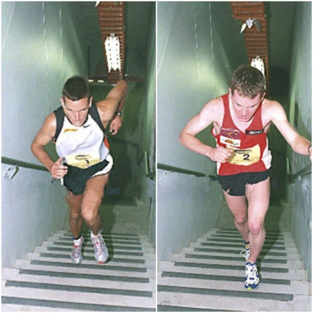 2001 sky tower race