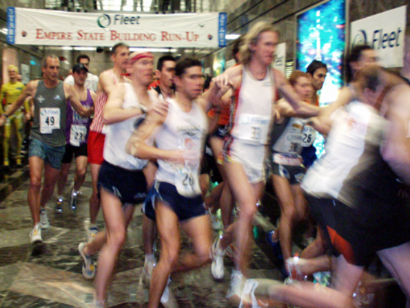 2004 Empire State Building Run Up