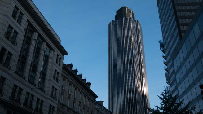 Tower 42 London