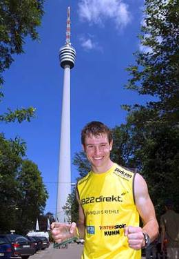 Dold Stuttgart TV Tower 2007