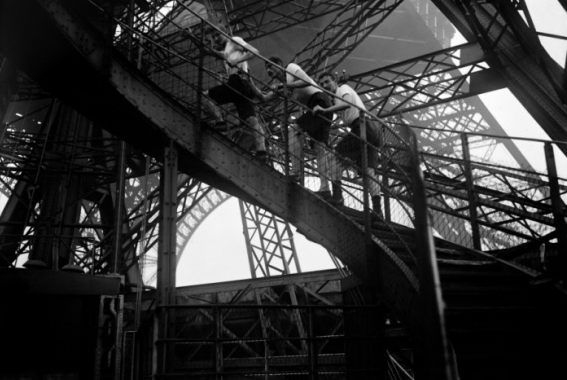 1906 Eiffel tower race 2