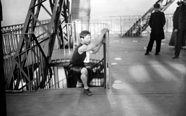 1906 eiffel tower race