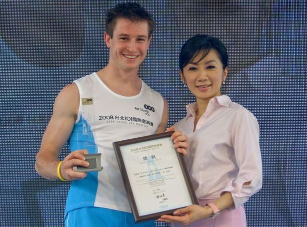 Dold wins Taipei 101 Run Up 2008