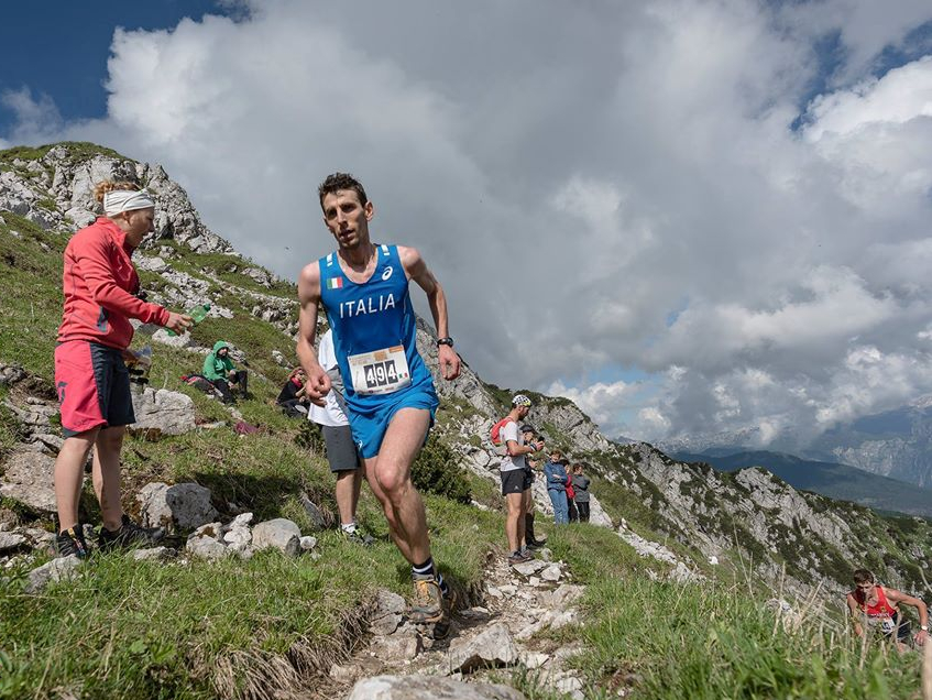 Fabio Ruga mountain running Italia