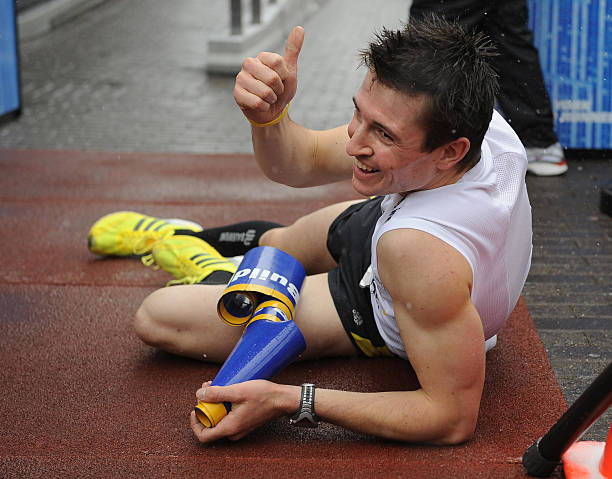 Thomas Dold 2009 ESBRU finish